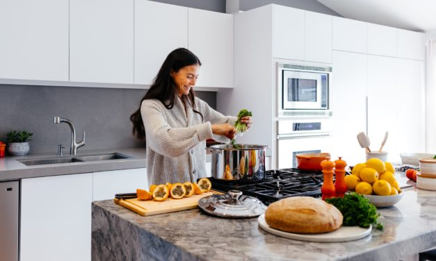 10 Commandments For Kitchen Safety