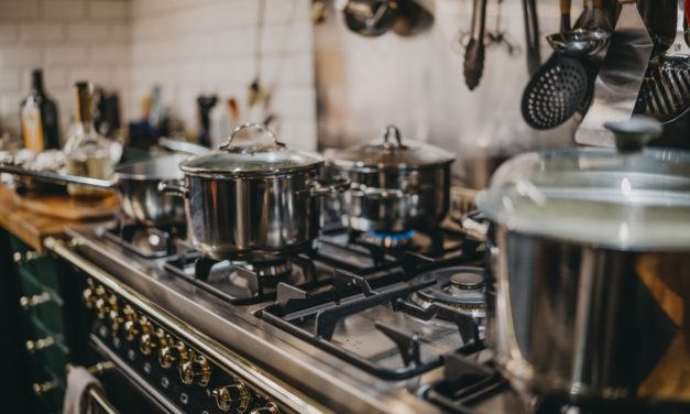 6 Benefits of Stainless Steel Appliances
